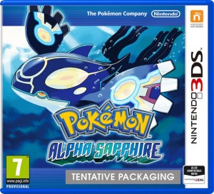 Pokemon Omega Ruby and Pokemon Alpha Sapphire 1