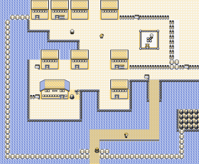 Pokemon Yellow Walkthrough  Pokemon Red Walkthrough